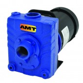 "AMT 1-1/2"" Cast Iron Self-Priming Electric Centrifugal Pump 