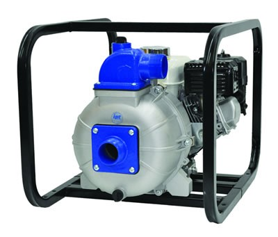 "IPT 2S5XHR 2"" Self-Priming Trash Pump 
