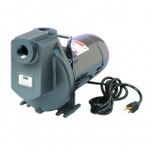 "AMT 4292-96 1"" Cast Aluminum Self-Priming Utility Pump 