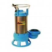 "AMT 5765-95 4"" Submersible Shredder Pump 