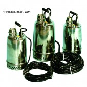 "AMT 2X11 3"" Submersible Pump 