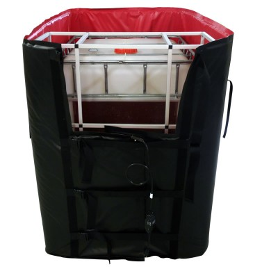 Flexotherm 330 Gallon DEF Tote System