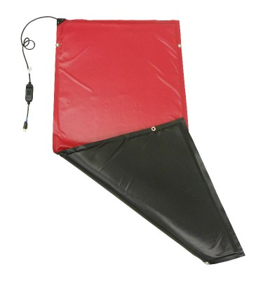 Flexotherm Heated Ground Thaw Blanket | 13' x 3' | 158°