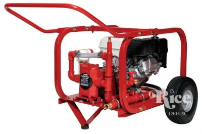 Rice Hydro DEH-3C Hydrostatic Pump | 450 PSI