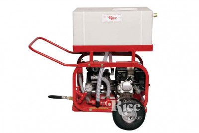 Rice Hydro DPH-3B Hydrostatic Test Pump | 550 PSI