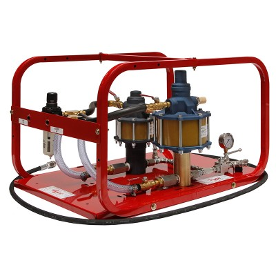 Rice Hydro HPD-6/55 Dual Hydrostatic Test Pump | 500-5,500 PSI