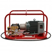 Rice Hydro EL-8/12 Hydrostatic Test Pump | 1,200 PSI | 3 Phase