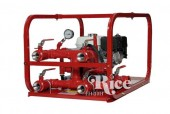 Rice Hydro FH10-B Fire Hose Tester | 450 PSI