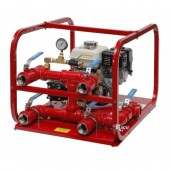Rice Hydro FH2-H Fire Hose Tester | 1,000 PSI