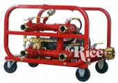 Rice Hydro FH3 Fire Hose Tester | 500 PSI
