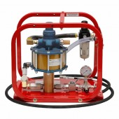 Rice Hydro HP-30/25 Hydrostatic Test Pump | 2,500 PSI
