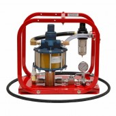 Rice Hydro HP-1/55 Hydrostatic Test Pump | 5,500 PSI